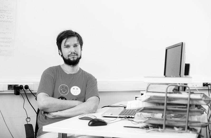 Олег Фея. Физик, сотрудник лаборатории компьютерного дизайна материалов МФТИ.