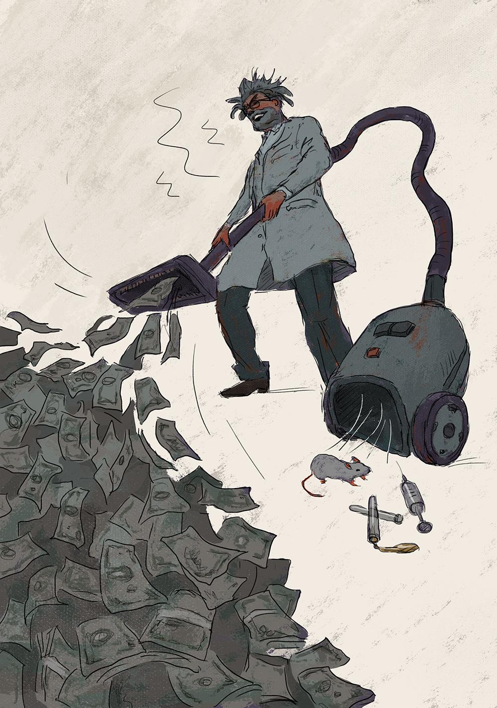 Ситуация с неясной эффективностью лекарств выгодна в короткой перспективе всем: врачи и менеджеры компаний получают свою зарплату и бонусы, пациенты включаются в исследования, где за ними лучше ухаживают, разработчики продают свои продукты крупным компаниям. Только вот в далёкой перспективе — это миллиарды долларов и время, которое было потрачено впустую на слепые попытки, основанные на иллюзии понимания процессов, происходящих в организме. Когда происходит провал, разработчики разводят руками и говорят: «Что же вы хотели? Это наука».
